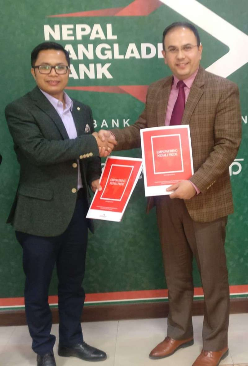 NB Bank becomes Partner Bank of IME Digital