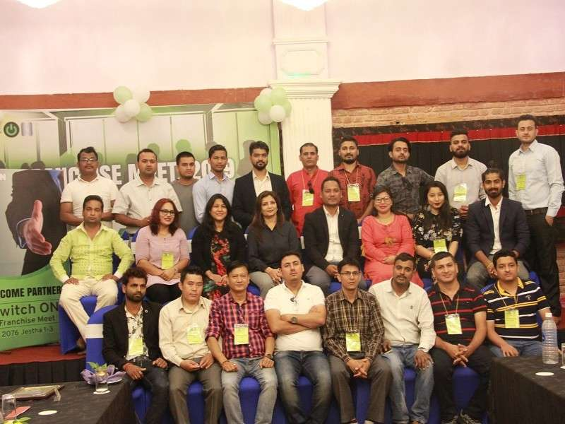 Switch On Franchise Meet-2019 held