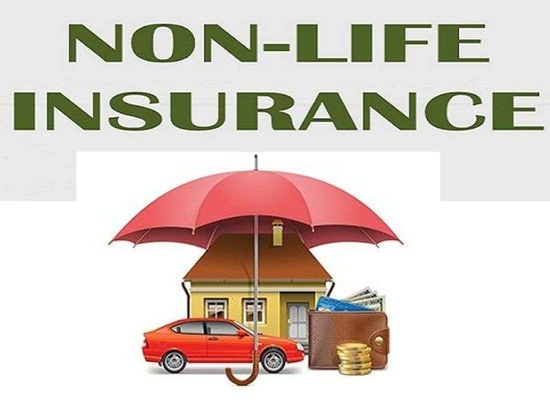 Non-Life Insurance Companies Report a Slump in Business