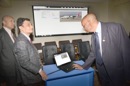 NAC Starts Online Ticketing for Domestic Flights