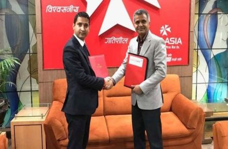 NIC Asia Bank Inks Bancassurance Pact with IME Life Insurance