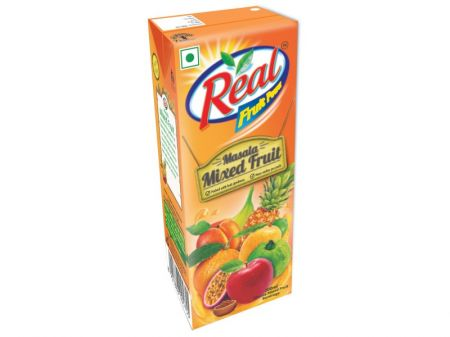 Dabur Nepal Launches Real Mixed Fruit Masala