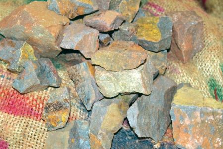 Iron Ore Extracted from Nawalparasi to undergo Tests in China
