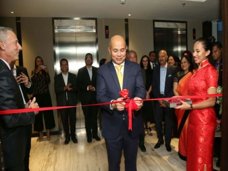 Kathmandu Marriott hotel inaugurated Asian Specialty Restaurant