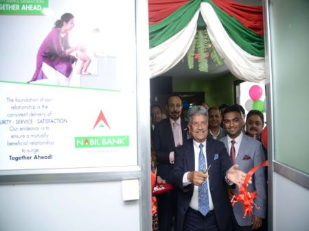 Nabil Bank Launches Customer Care Center