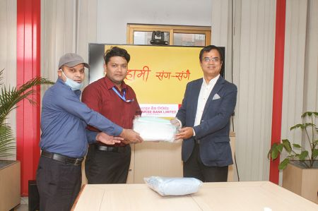 Sunrise Bank supports Hospital and Rural Municipality