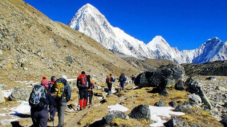 Around 150,000 Manpower Involved in Mountaineering Sector Unemployed