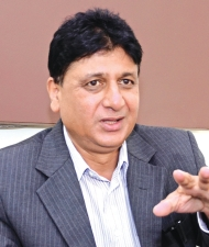 Shiva Hari Sharma, Director General Department of Urban Planing and Building Construction (DUDBC)