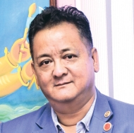 Umesh Lal Shrestha, Vice-President, Federation of Nepalese Chamber of Commerce and Industry (FNCCI)