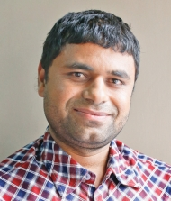 Gokul Dangal, Co-founder and Chief Technical Officer