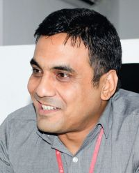 Sanjay Rajbhandary, Marketing Communications and Brand Management Head, CG Electronics