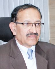 Jhalak Prasad Khanal Chief Executive Officer
