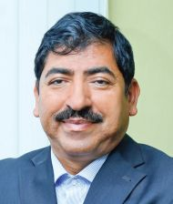 Pushpa Raj Adhikari, Chairman and MD Rupakot Resort