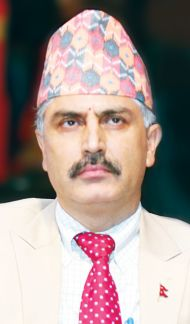 Shanker Prasad Koirala, Former Minister of Finance, Former Secretary, Ministry of Finance