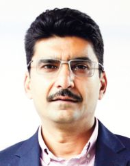 Vishnu Kumar Agrawal, Vice-Chairman, CNI Managing Director, MAW Enterprises